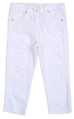 SO TWEE by MISS GRANT Denim trousers