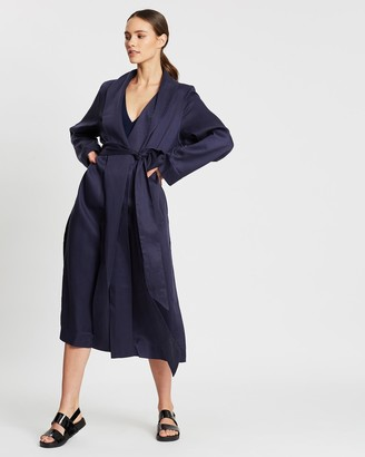 BONDI BORN Universal Coat Dress