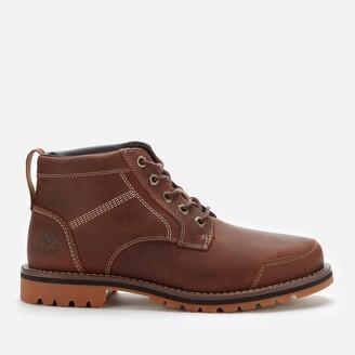 Timberland Men's Larchmont II Leather Chukka Boots - Rust