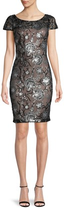 Calvin Klein Sequin Dress