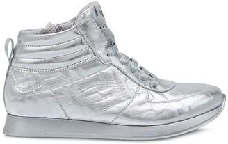Fendi Prints On embossed sneakers