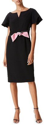 Milly Tina Belted Dress