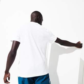 Lacoste Men's SPORT Color-Block Pique T-shirt