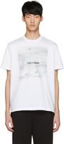 John Lawrence Sullivan Johnlawrencesullivan White 'This Vision' T-Shirt