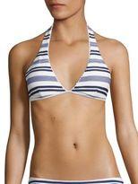 Heidi Klein Marthas Vineyard Halter Bikini Top
