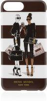 Henri Bendel Uptown Girls Graphic Case for iPhone 6+/7+