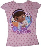 Disney Doc McStuffins Best Cuddler Girls T-shirt