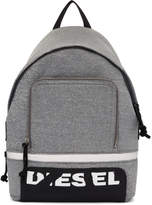 Diesel Grey F-Scuba Backpack