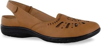 Easy Street Shoes Meg Women's Slingback Flats