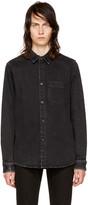 A.P.C. Black Victor Overshirt