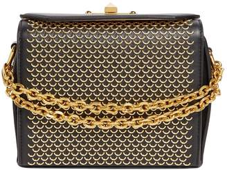 Alexander McQueen Leather Box Bag 19