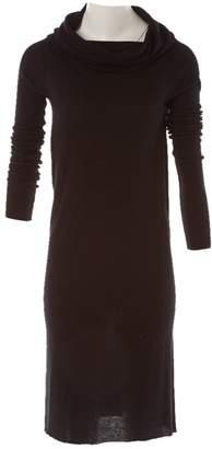 Rick Owens Black Wool Dress for Women