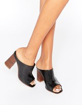 Asos TANIA Leather Mules