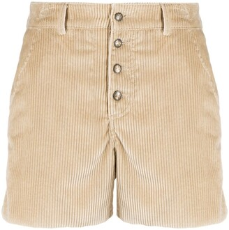 Etro Button-Up Shorts