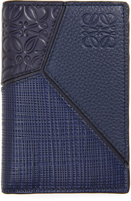 Loewe Puzzle Bifold Leather Wallet