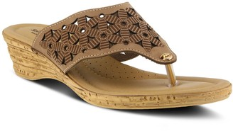 Spring Step Tiffany Women's Wedge Sandals
