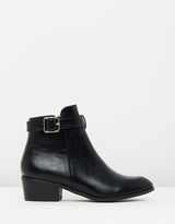 Spurr Perry Ankle Boots