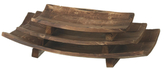 Arched Paneled Trays (Set of 3)
