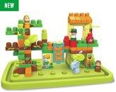 Mega Bloks Jungle Fun Tub