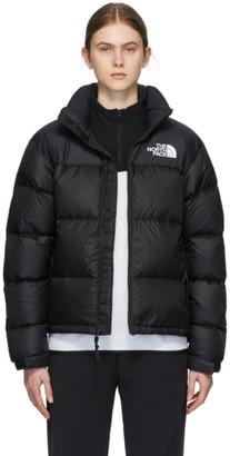 The North Face Black Down 1996 Retro Nuptse Jacket