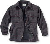 L.L. Bean Men's Maine Guide Zip-Front Jac-Shirt, WindStopper
