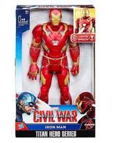 Iron Man Marvel Titan Hero Figure