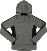 Puma Poly French Terry Zip-Up Hoodie (S-XL)