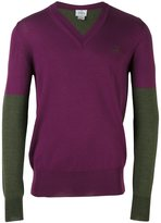 Vivienne Westwood Man two-tone sweater