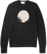 Michael Bastian - Pluto Intarsia Cashmere Sweater