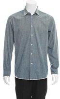 Marc Jacobs Denim Button-Up Shirt