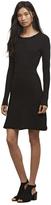 Kenneth Cole Full Skirt Sweater Dress