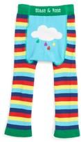 Infant Blade & Rose Rainbow Leggings