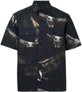 Yoshio Kubo eagle print shirt
