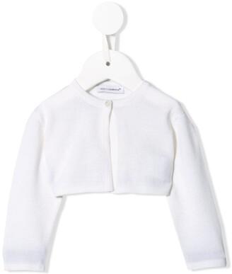 Dolce & Gabbana Kids One-Button Cardigan