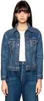 Levi's Blanket Lined Denim Trucker Jacket