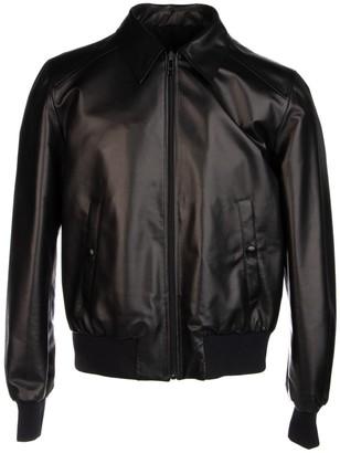 Prada Lambskin Collared Jacket