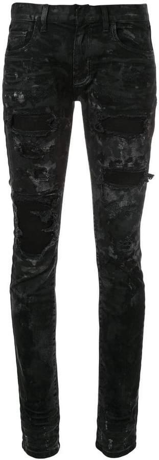 Faith Connexion destroy skinny jeans