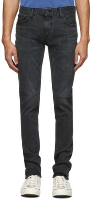 Moussy Black Hyner Rebirth Skinny Jeans