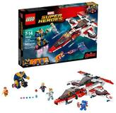 Lego Marvel Avenjet Space Mission Play Set