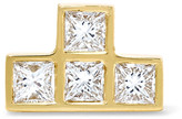 Ileana Makri 18-karat Gold Diamond Earring - one size