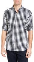 Timberland Still River CoolMax(R) Plaid Sport Shirt