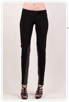 Riding Pants in Black