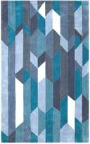nuLoom Hand Tufted Almeta Rug - Blue