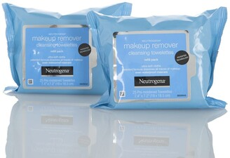 Neutrogena Makeup Remover Cleansing Towelettes - Pack of 2