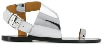 Isabel Marant Joostee metallic sandals
