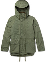 Engineered Garments - Cotton-blend Ripstop Hooded Parka