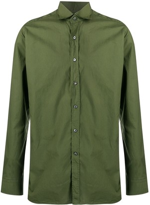Tagliatore Carnaby long sleeved shirt
