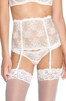 Mimi Holliday Women's Carousel High Waist Garter Belt