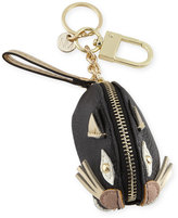 Neiman Marcus Cat Mini Coin Purse Key Chain