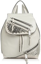 Marc Jacobs Zip Pack Small Stud Backpack